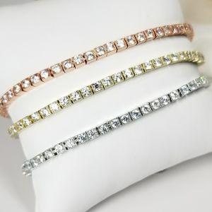 Jewelry - SALE Bracelet / Anklet Pave CZ Diamond Slider NEW